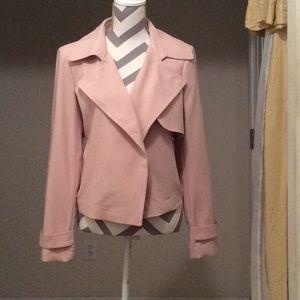 Ladies Tommy Hilfiger blush pink blazer
